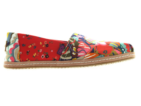 Toms Classic 10012493 in Liberty Gatsby Garden outer view