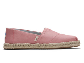 Toms 10015058 in Pink outer view