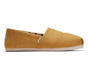 Toms Classic 10015441 in Bright Gold outer view