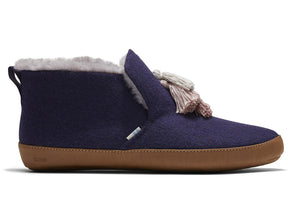 Toms 10015817 Wmn Nahla in Two Toned Navy outer view