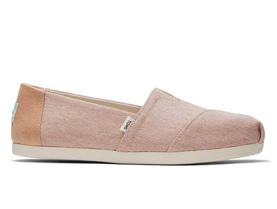 Toms 10016223 in Bloom Pink outer view