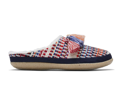 TOMS Ivy 100146292 in Multi Nepal Tweed  outer view