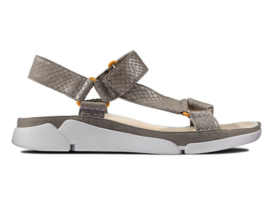 Clarks Tri Sporty sage snake outer view