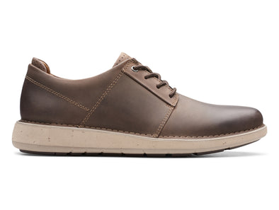 Clarks Un Larvik Lace brown outer view