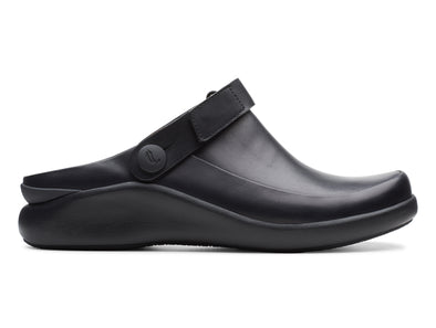 Clarks Un.Loop2 Strap black outer view