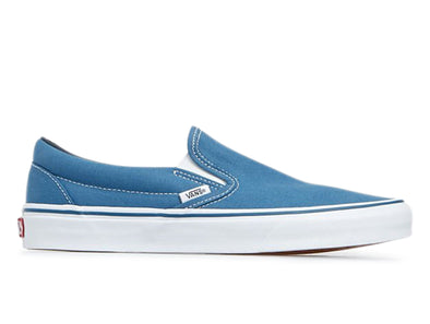 Vans Classic Slip-on in Navy outer view