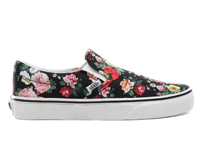 Vans Classic Slip-On in Floral outer view