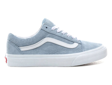 Vans Old Skool in Blue Fog outer view