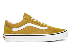 Vans Old Skool in Olive Oil outer view
