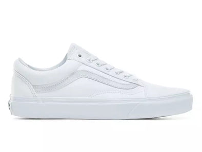 Vans Old Skool in White outer view