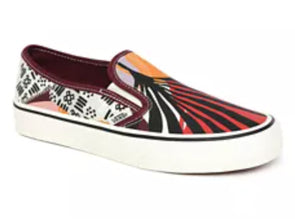 Vans Slip-On Sf in Palm Floral outer view