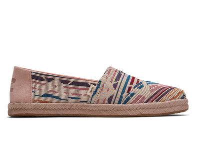Toms 10015051 in Natural Multi outer view