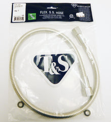 "36"" FLEXIBLE STAINLESS STEEL HOSE ASM"