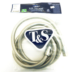 "96"" Flexible Stainless Steel T&S Hose"