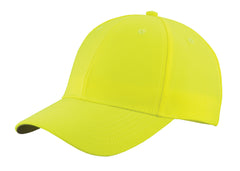 Hi Vis Hat with logo