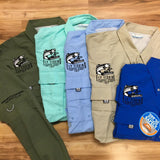 Embroidered Fishing Shirts