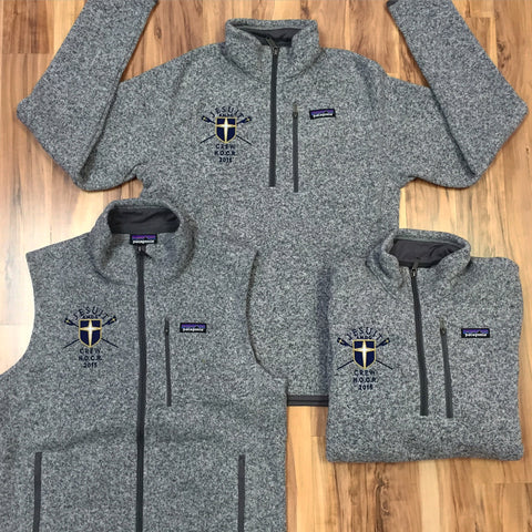 Custom Embroidered Team Apparel Jesuit Crew