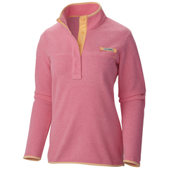 Columbia Pull Over Fleece Ladies