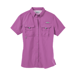 Columbia Fishing Shirt Short Sleeve Ladies