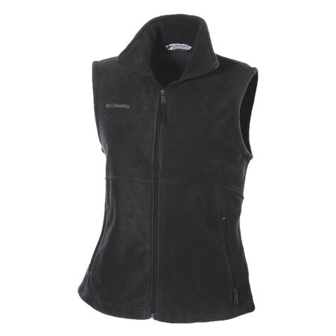 Columbia Ladies' Fern Creek Full-Zip Fleece Vest