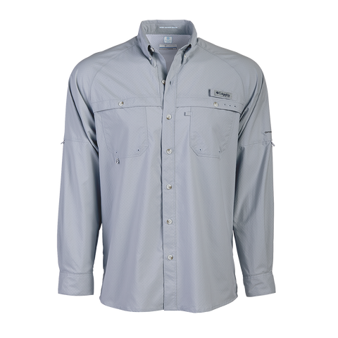 Columbia Men's PFG Terminal Zero Long Sleeve Shirt