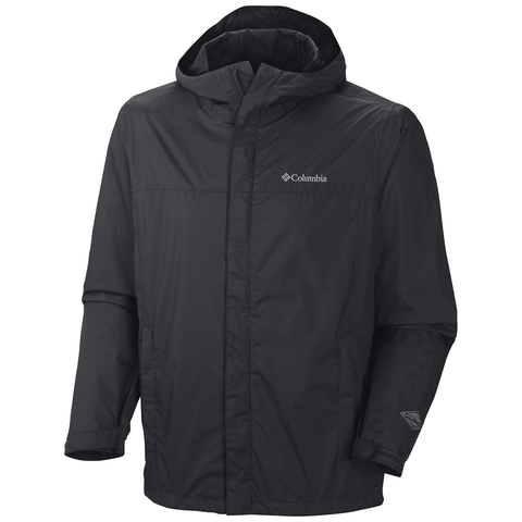 Columbia Men's Watertight II Full-Zip Rain Jacket