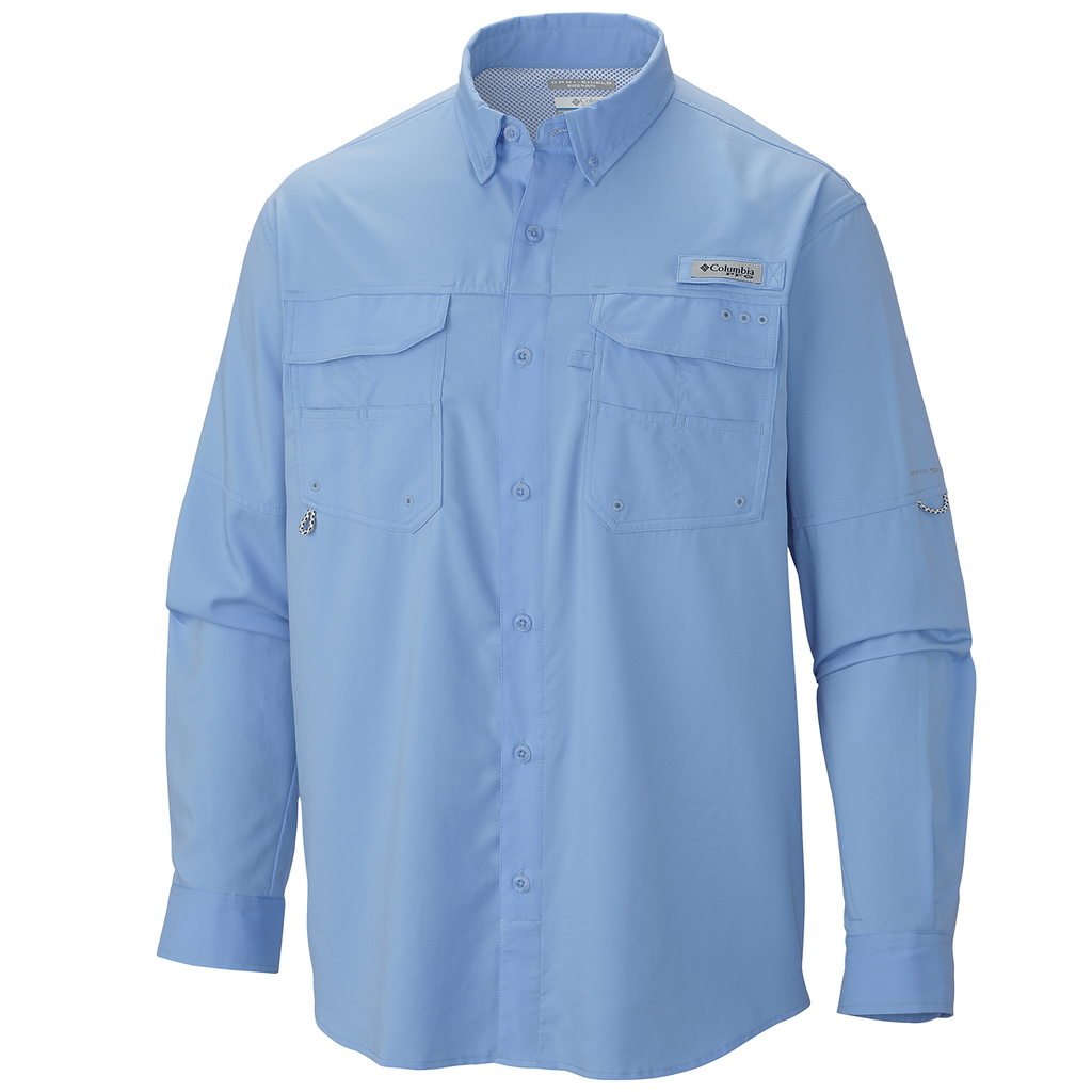 Columbia Men's Blood and Guts Long Sleeve Shirt