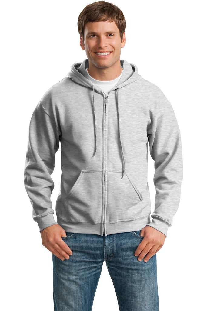 Gildan® - Heavy Blend Full-Zip Hooded Sweatshirt. 18600""