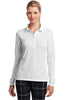 Nike Golf Ladies Long Sleeve Dri-FIT Stretch Tech Polo. 545322