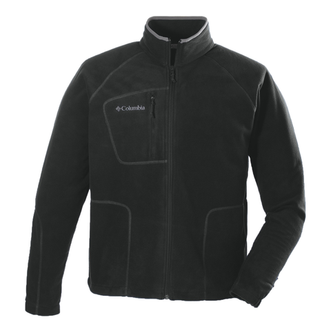Columbia Men's Western Trek Microfleece Full-Zip Jacket