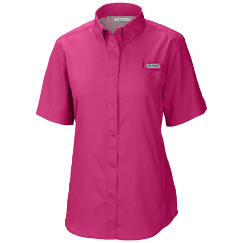 Columbia Ladies' Tamiami II Short Sleeve Shirt