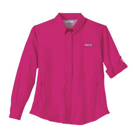 Columbia Ladies' Tamiami II Long Sleeve Shirt