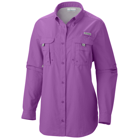 Columbia Ladies' Bahama Long Sleeve Shirt