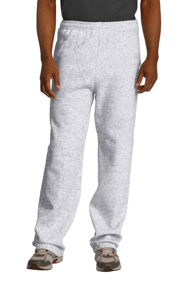 JERZEES® NuBlend® Open Bottom Pant with Pockets. 974MP