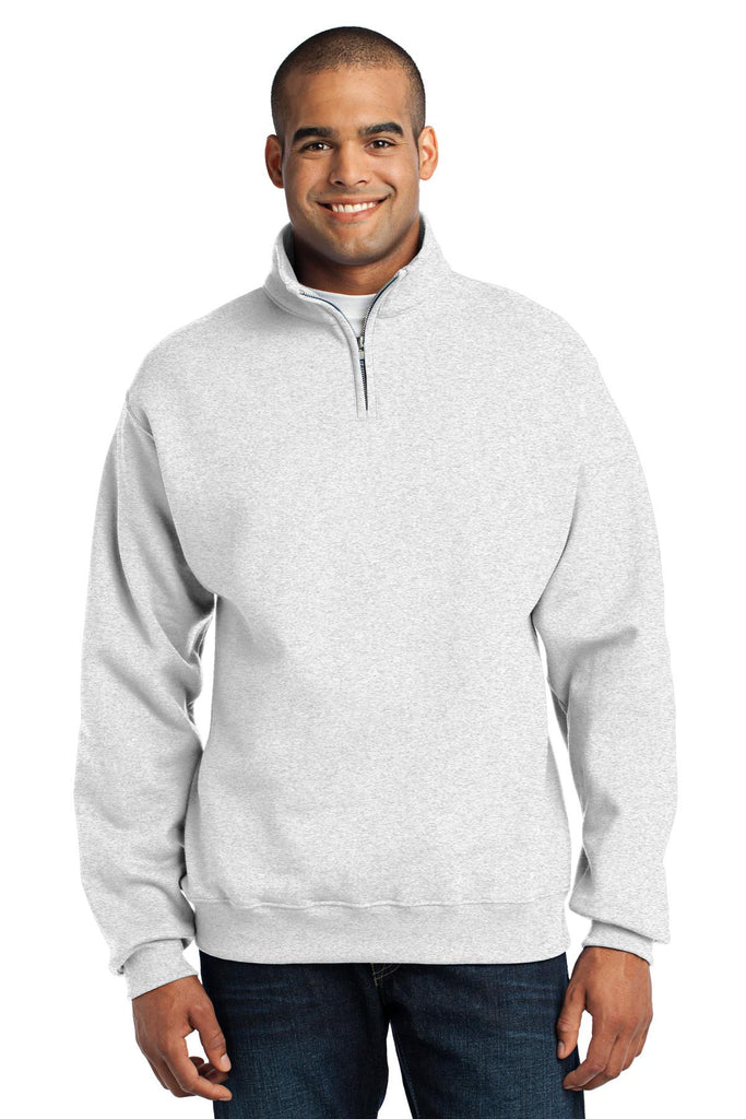 JERZEES® - 1/4-Zip Cadet Collar Sweatshirt. 995M
