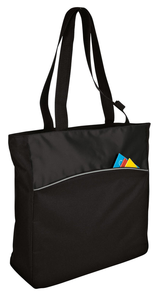 Port & Company® - Improved Two-Tone Colorblock Tote. B1510