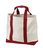 Port & Company® - 2-Tone Shopping Tote.  B400