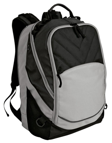 Port Authority® Xcape Computer Backpack. BG100""