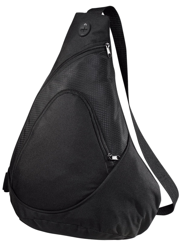 Port & Company® - Improved Honeycomb Sling Pack. BG1010