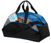 Port & Company® - Improved Small Contrast Duffel. BG1060
