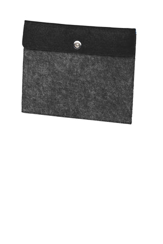 Port Authority® Felt Tablet Sleeve. BG653S