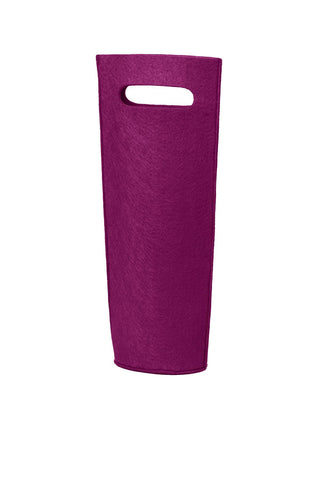 Port Authority® Felt Wine Tote. BG902