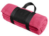 Port Authority® Fleece Blanket with Carrying Strap. BP20