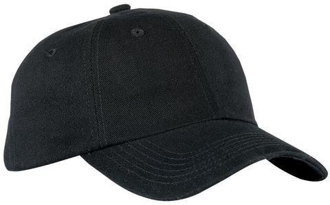 Port Authority® Brushed Twill Cap.  BTU
