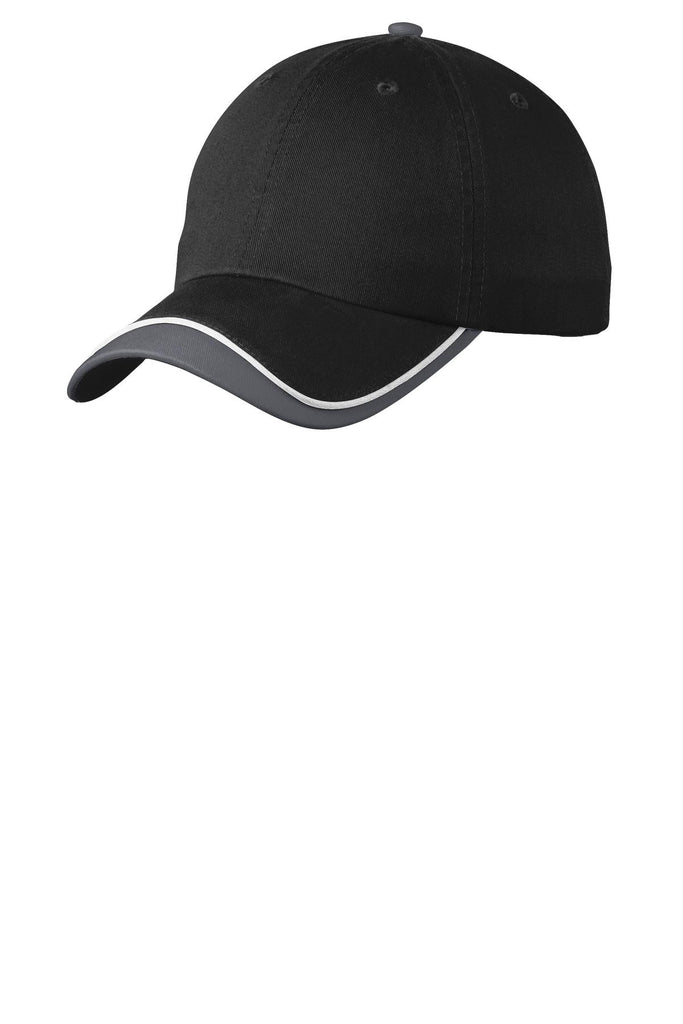 Port Authority® Double Visor Cap. C828