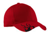 Port Authority® Racing Cap with Flames.  C857