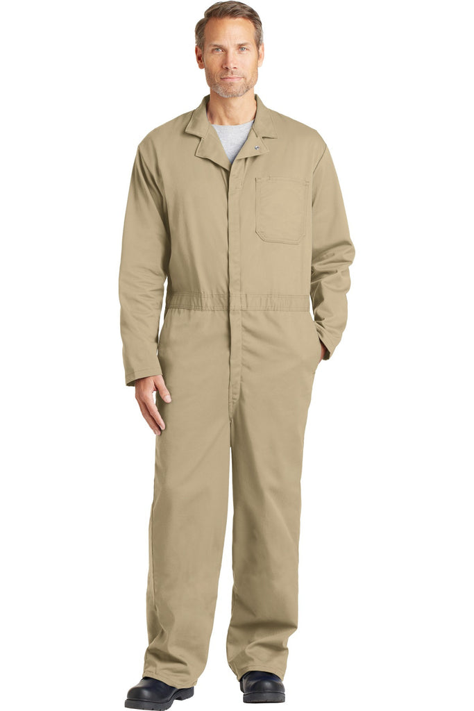 Bulwark® EXCEL FR® Tall Classic Coverall. CEC2LONG