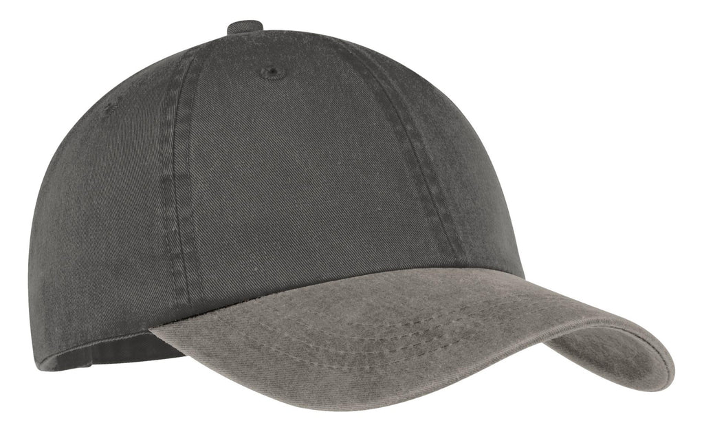 Port & Company® -Two-Tone Pigment-Dyed Cap.  CP83