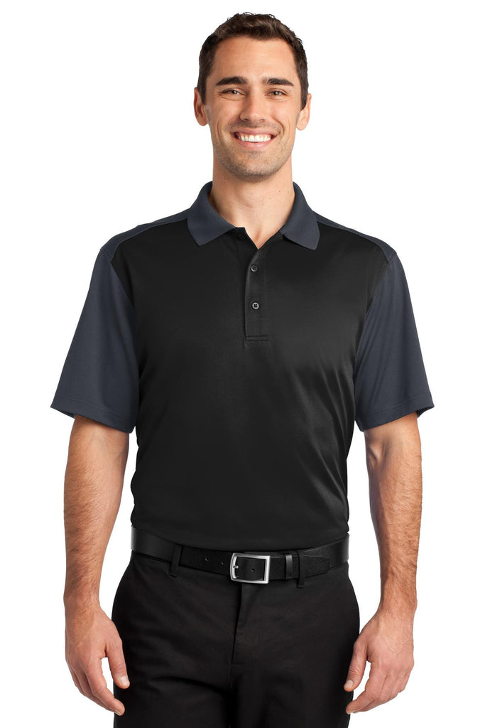 CornerStone® Select Snag-Proof Blocked Polo. CS417