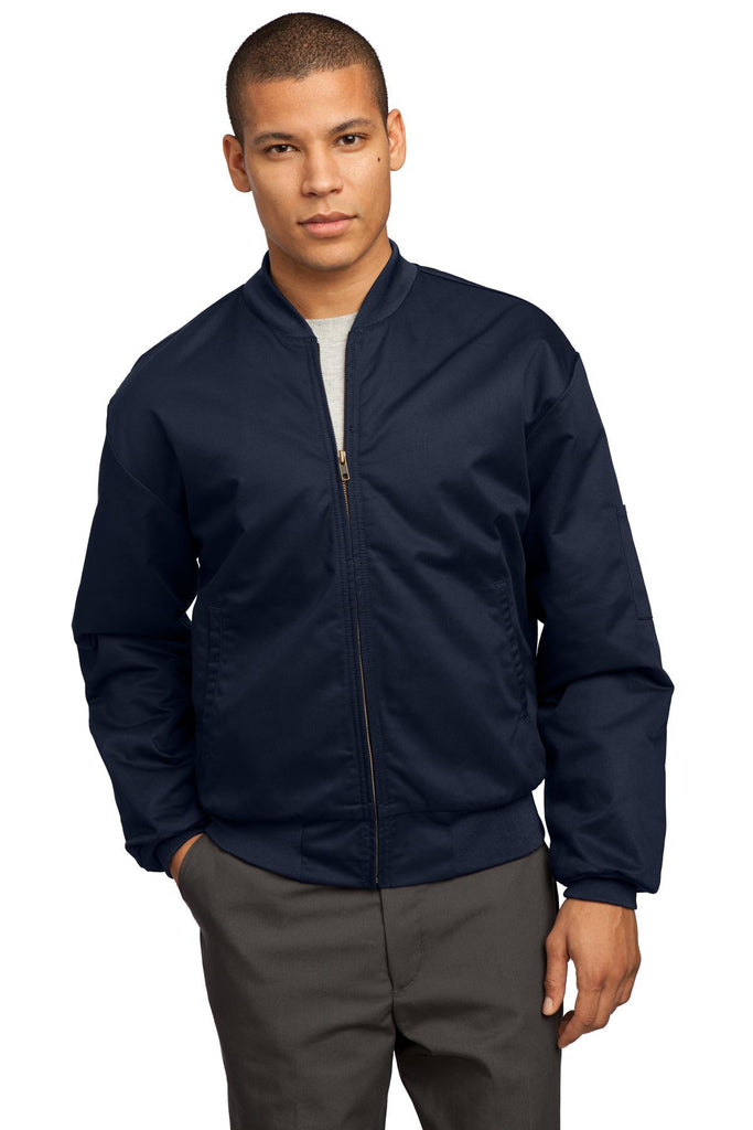 Red Kap® Team Style Jacket with Slash Pockets. CSJT38